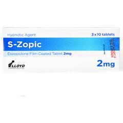 睡眠薬エスゾピックの商品